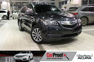 2016 Acura MDX AWD, Navigation, Leather, Sunroof
