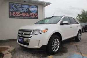 2013 Ford Edge SEL LEATHER SUNROOF NAVIGATION SEL
