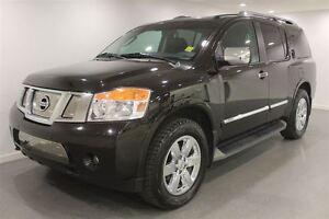 2011 Nissan Armada Platinum With Navigation & 4WD