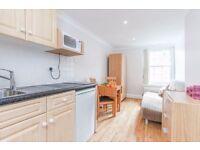 Superb studio flat in Bayswater, Craven Hill Gardens ***ALL BILLS INCLUSIVE***