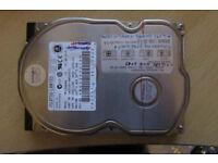 "HARD DISK HDD HARDDISK DISC FIXED PATA IDE Fujitsu MPE3084AE 3.5"" 8.4 GB"