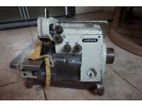 Brother industrial overlocking sewing machine Head only for sale  Kettering, Northamptonshire