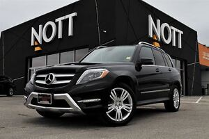 2013 Mercedes-Benz GLK-Class 350 4MATIC, Pano Roof, Leather, Pow