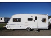Caravan for sale, 2005 Ace Award Nightstar, five berth