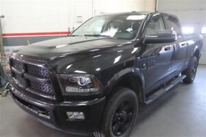 2017 Ram 2500 Laramie (149 WB 64 Box) Leather - Sunroof - Loaded