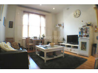 Spacious one bedroom ground floor victorian conversion flat to rent