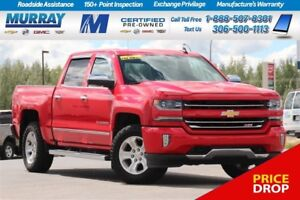 2017 Chevrolet Silverado 1500 LTZ*HEATED SEATS,REMOTE START,REAR