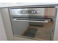 Combination Oven & Microwave