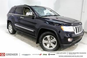 2011 Jeep Grand Cherokee Limited*Toit Pano,Gps,Cuir*