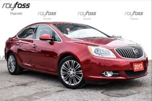 2013 Buick Verano **FREE SNOW TIRES** Leather Navigation Sunroof