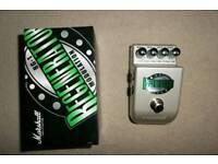 Marshall Regenerator - Chorus, Flanger, Phaser, Univibe guitar pedal
