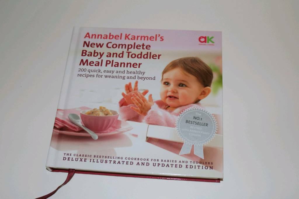 baby and toodler meal planner in chichester west sussex gumtree