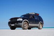 2002 Ford Explorer Wagon Melbourne Region Preview