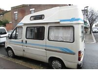Ford Campervan for sale. £2000