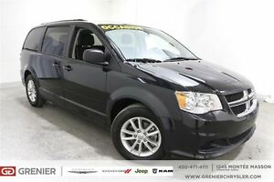 2016 Dodge Grand Caravan SXT Plus *DVD,Trizone, Mags*