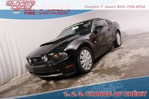 2011 Ford Mustang GT 5.0 BLUETOOTH CUIR,  A/C