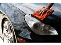 we are looking for a part time car cleaner/ valeter/ car wash