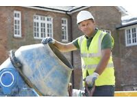Site labourer wanted for concrete work Stratford experience and cscs required £13 ph