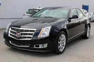 2008 Cadillac cts fwd