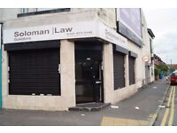 STOCKPORT ROAD, LEVENSHULME - CORNER SHOP DOUBLE FRONT AVAILABLE TO RENT ASAP, SET UP AS AN OFFICE