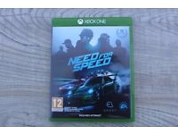 Need for speed 2015 Xbox One swap for another game or sell