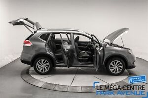 2014 Nissan Rogue SL, CUIR, CAMERA RECUL, BANCS CHAUFFANTS, NAV