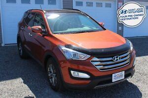 2015 Hyundai Santa Fe Sport Luxury! LEATHER! SUNROOF! AWD!