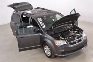 2016 Dodge Grand Caravan SXT Stow'N'Go Bluetooth+Climatisation 3