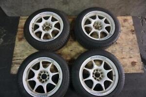 Mags 16 pouces Wedssport avec pneus d'hivers Michelin X-Ice