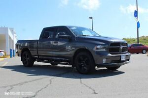 2016 Ram 1500 Sport! Crew Cab! Low Kms! Tow Package!