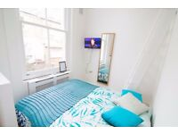 ALL BILLS INCLUDED Split Level Studio W14 move in tomorrow £465 pw