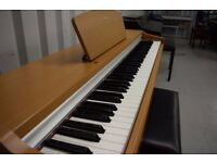 Yamaha Arius YDP-131C Digital Piano in cherry, weighted keys, 3 pedals, piano stool, FREE DELIVERY