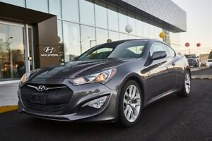 2013 Hyundai Genesis Coupe IMMACULATE / LOW KMS / SNOW TIRES INC