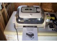 R- Com Suro Digital egg incubator