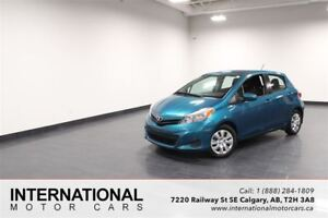 2014 Toyota Yaris LE AUTO! LOW KMS!