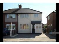 3 bedroom house in Laburnum Rd, Lowton, WA3 (3 bed)