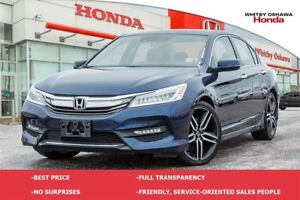 2017 Honda Accord Touring V6 | Automatic