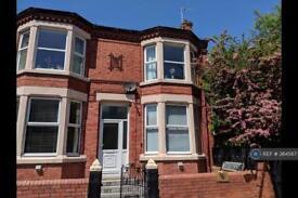 2 bedroom flat in Ground Floor Elmswood Road, Wallasey, CH44 (2 bed)