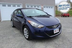 2013 Hyundai Elantra GL! HEATED SEATS! A/C! 84 BI-WEEKLY!
