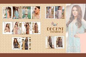 Decent designer pakistani style super hit collection