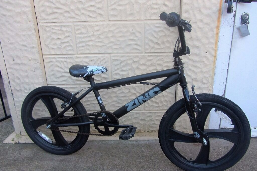 bike BMX 20inch mag wheels