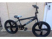 bike BMX 20inch mag wheels