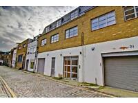 LOVELY THREE DOUBLE BEDROOM MEWS FLAT