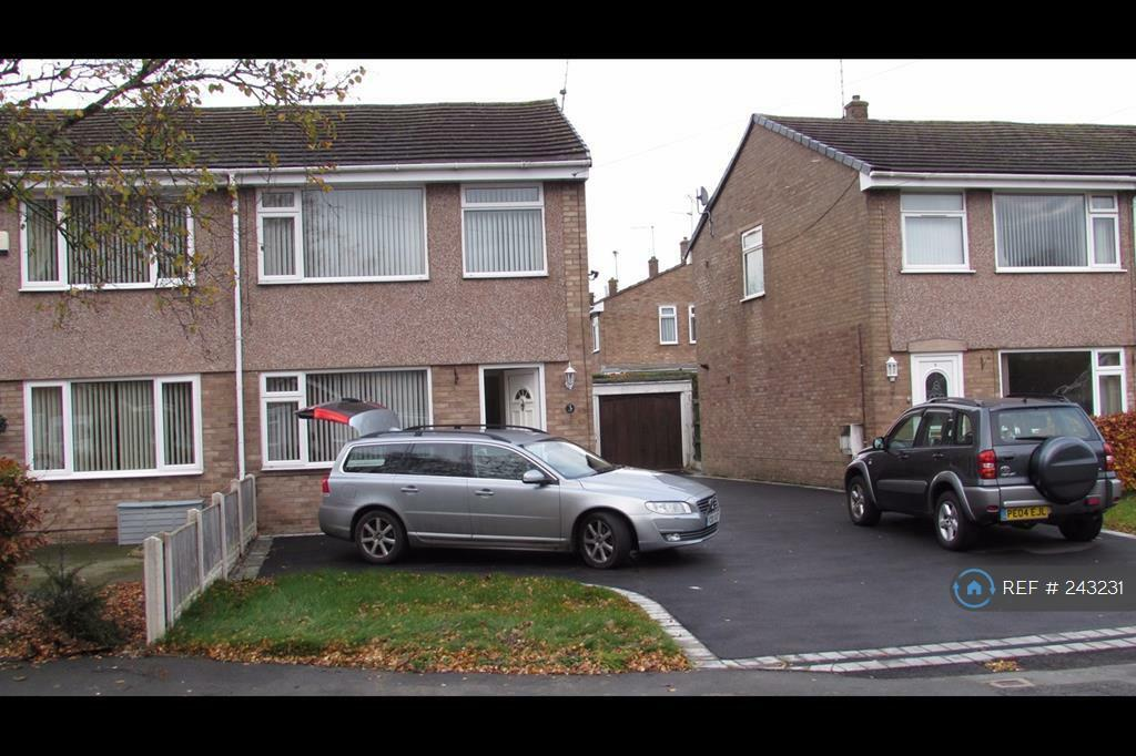 3 bedroom house in The Firs, Mold, CH7 (3 bed)