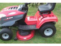 Castlegarden XD140 HD Lawn Mower Ride-On Lawnmower For Sale Armagh Area