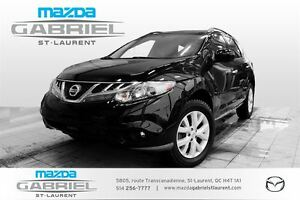 2012 Nissan Murano SV AWD / 60 000KM ONE OWNER + REAR CAMERA