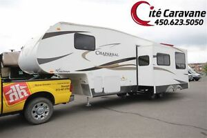 2013 Coachmen Forest River Chapparal 28 RBS 2 extensions ! av...