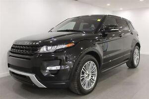 2012 Land Rover Range Rover Evoque AWD|DVD|Heated Leather|PST Pa