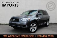 2009 Toyota HIGHLANDER SPORT AWD | CERTIFIED | LEATH ONLY 123 KM