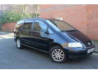VOLKSWAGEN SHARAN SE AUTOMATIC 1.9 7 SEATER